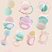 婴儿手摇铃玩具怎么消毒