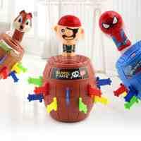 玩具海盗桶的介绍说明文
