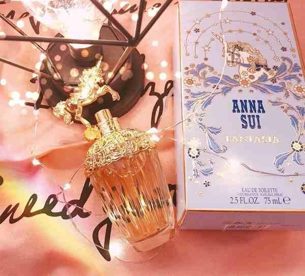 安娜苏独角兽香水价格