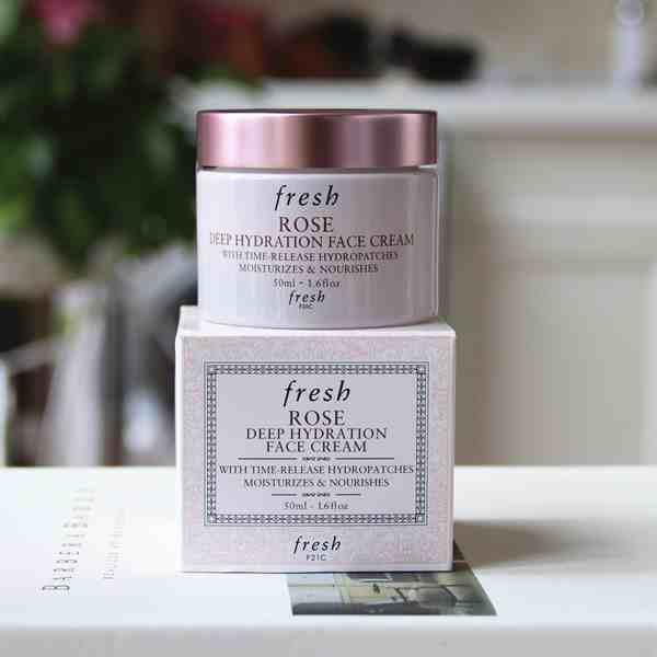 fresh玫瑰面霜孕妇能用吗