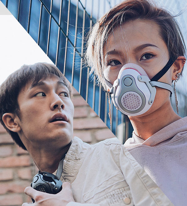防雾霾口罩可以防病毒吗
