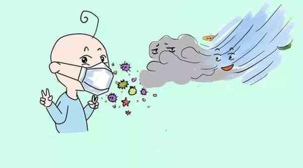 防尘口罩可以防病毒吗