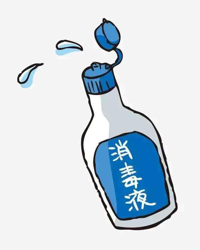 口罩喷酒精可能将病毒留在口罩上