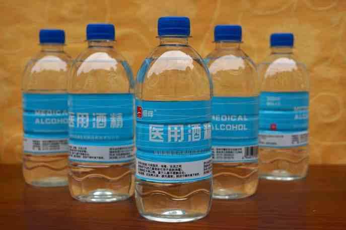 75的酒精消毒需要兑水吗