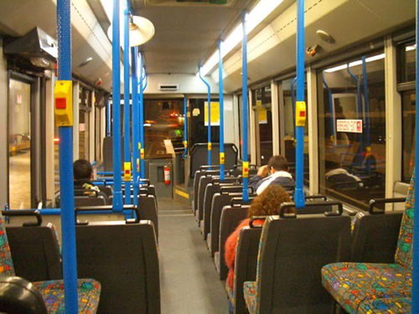 现在坐公交车安全吗