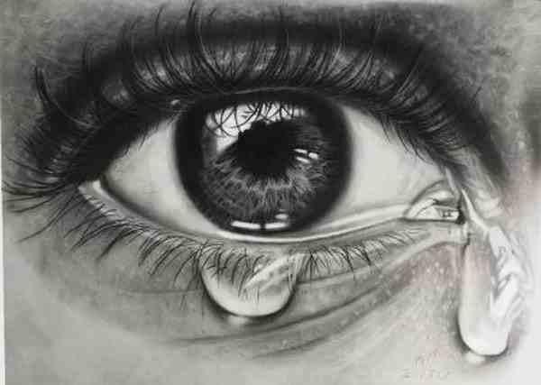 眼泪会不会传播新冠病毒