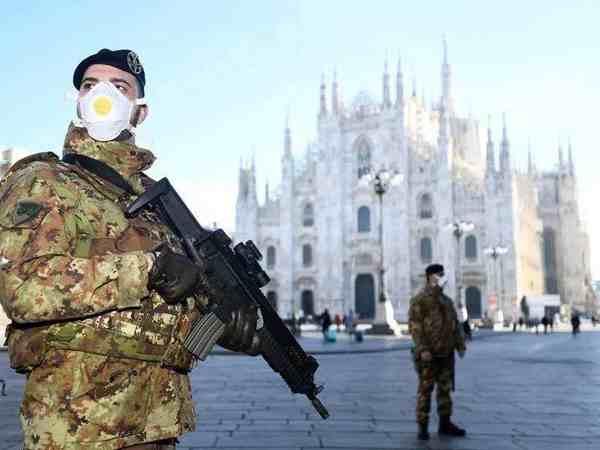 意大利疫情封城了吗
