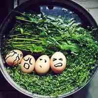 三月三吃鸡蛋的传说