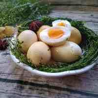 三月三煮鸡蛋怎么煮