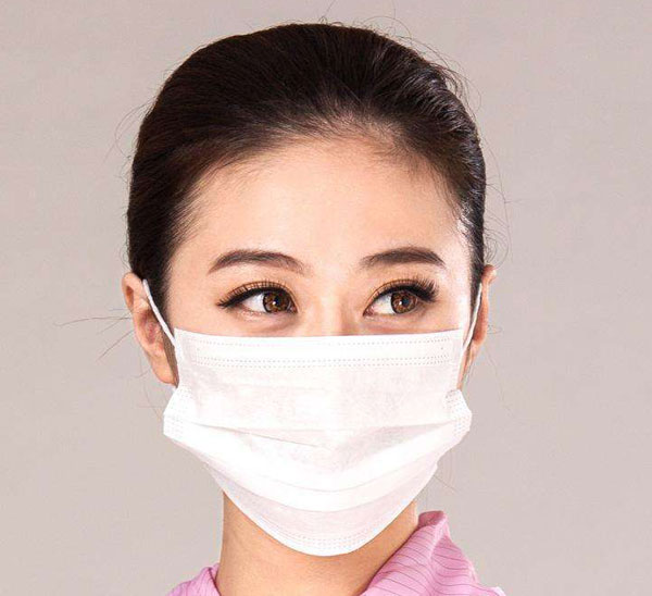 白色口罩是医用口罩吗和蓝色口罩哪个好 白色口罩正面怎么区分