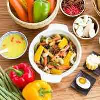 高考中餐营养餐食谱