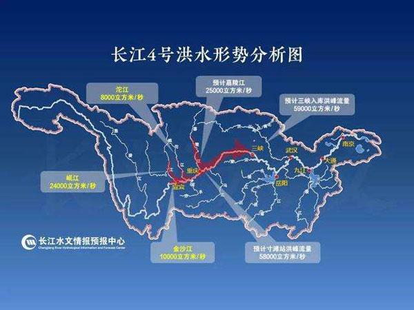 2020长江洪水最新消息今天 长江洪水主要危害什么地区