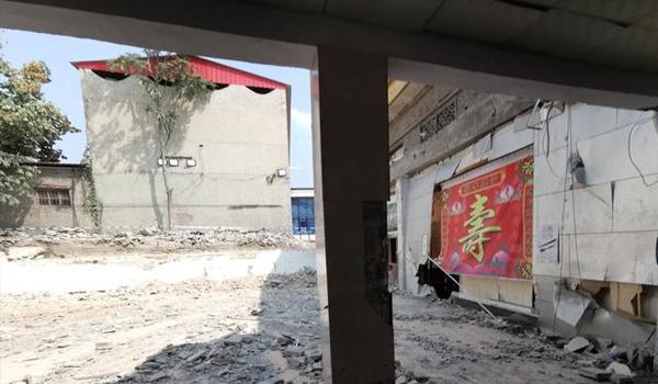 山西坍塌饭店老板亲戚发声,山西临汾一饭店坍塌-第2张图片-免单网