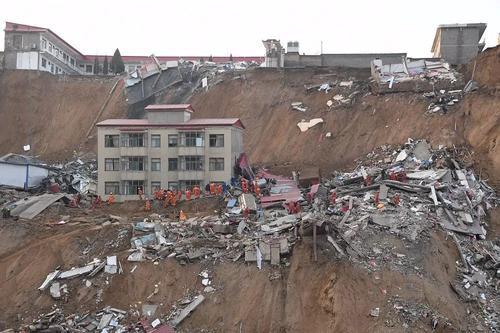 饭店坍塌逝者家属将获3万殡葬费,山西临汾一饭店坍塌多人被埋-第1张图片-免单网