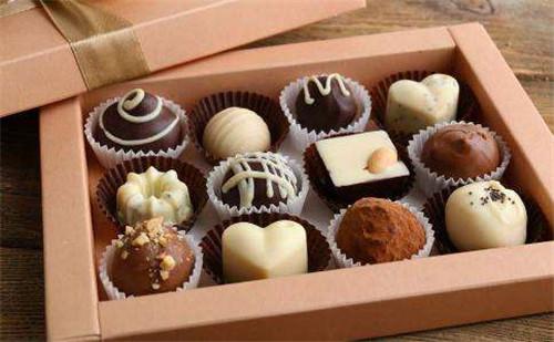 美国疫情期间巧克力销量飙升,巧克力销量最大的国家-第1张图片-免单网