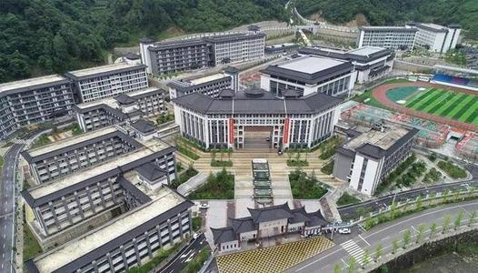 陕西7亿豪华中学整改完成,陕西贫困县豪华中学-第1张图片-免单网