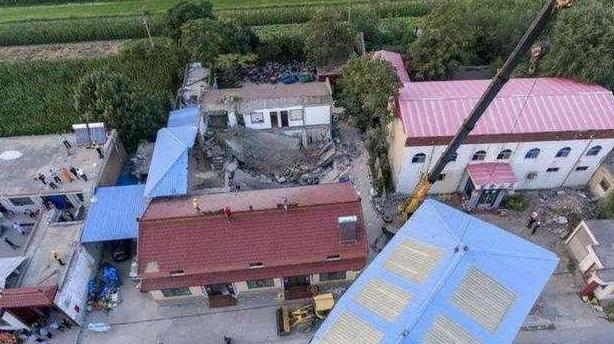 山西襄汾坍塌饭店老板被刑拘,山西坍塌饭店曾加盖扩建-第2张图片-免单网
