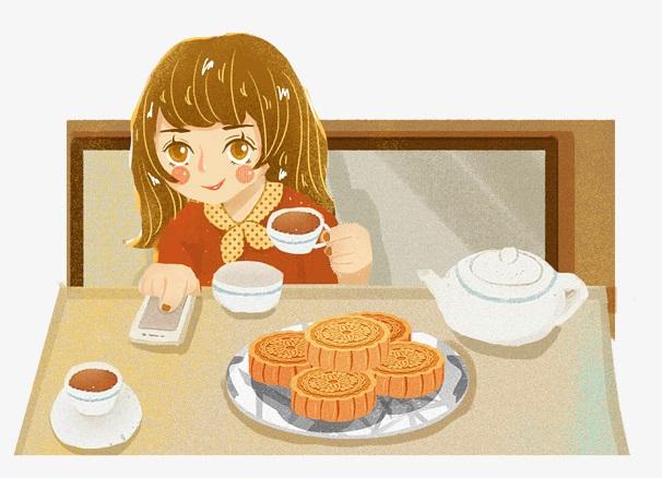 吃月饼烧心了怎么办,吃月饼感觉烧心,吃了一块月饼就烧心-第2张图片-免单网