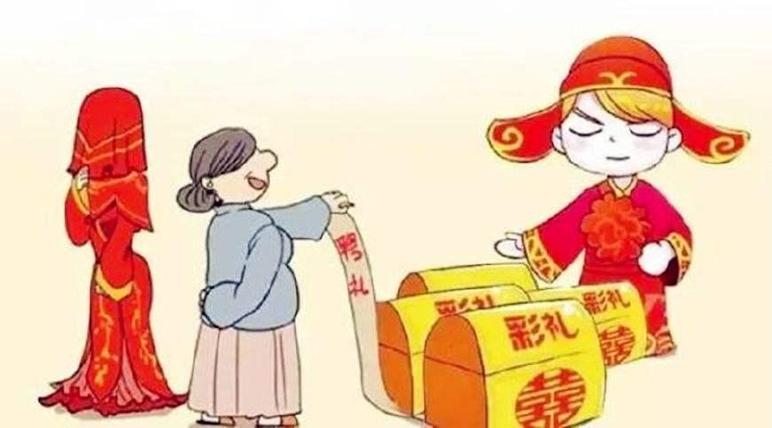 山东沂水提倡彩礼费1万以内,彩礼钱一般给多少-第2张图片-免单网