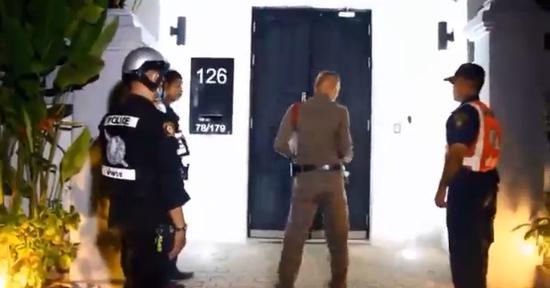 中国游客在泰国遭武装人员抢劫-熟人作案抢走200余万现金