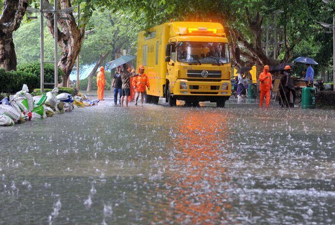 中央气象台:中东部将有大范围降雨