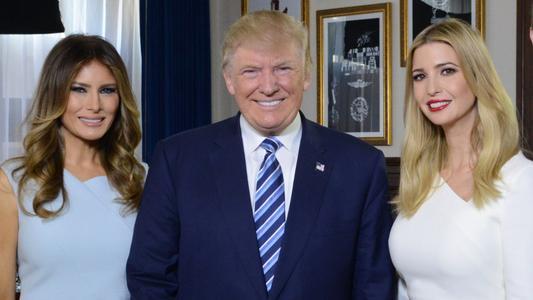 前模特称20年前遭特朗普进行性侵