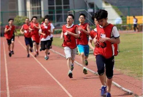 中考体育科目逐渐提高分值