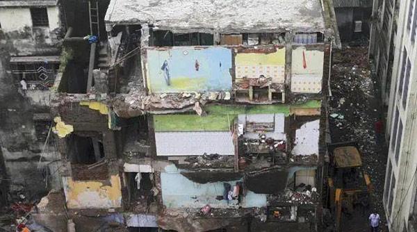 印度居民楼倒塌事故已致41人死亡,印度居民楼倒塌死亡人数中包括18名未成年人-第1张图片-免单网