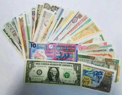 中国卫星图案被印上外国货币,外国货币印中国卫星-第2张图片-免单网