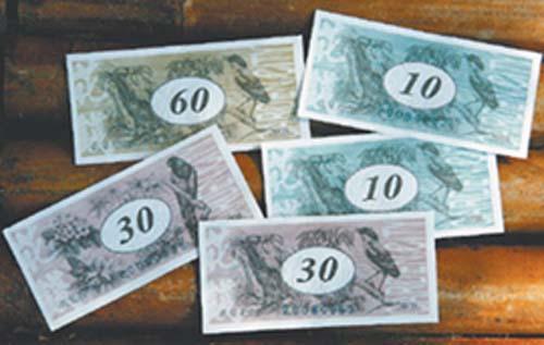 中国卫星图案被印上外国货币,外国货币印中国卫星-第3张图片-免单网