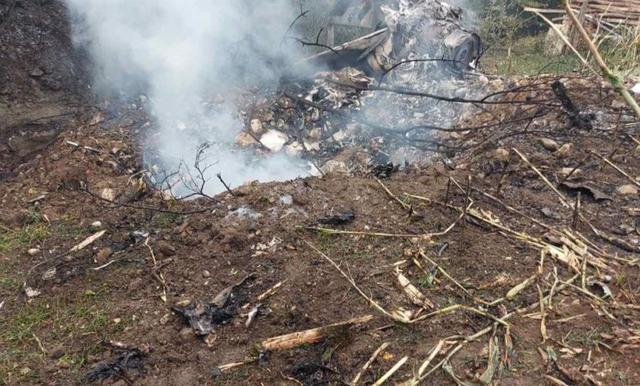 塞尔维亚一架军用飞机坠毁,一架军用飞机在塞尔维亚洛兹尼察附近坠毁-第3张图片-免单网