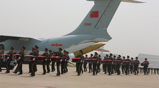 117位在韩志愿军烈士遗骸今日回国,中韩将交接第七批在韩烈士遗骸-第3张图片-免单网