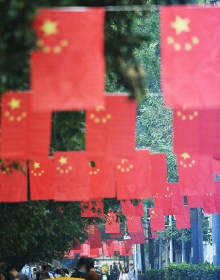 普通人家里可以挂五星红旗吗-民宅挂五星红旗好吗
