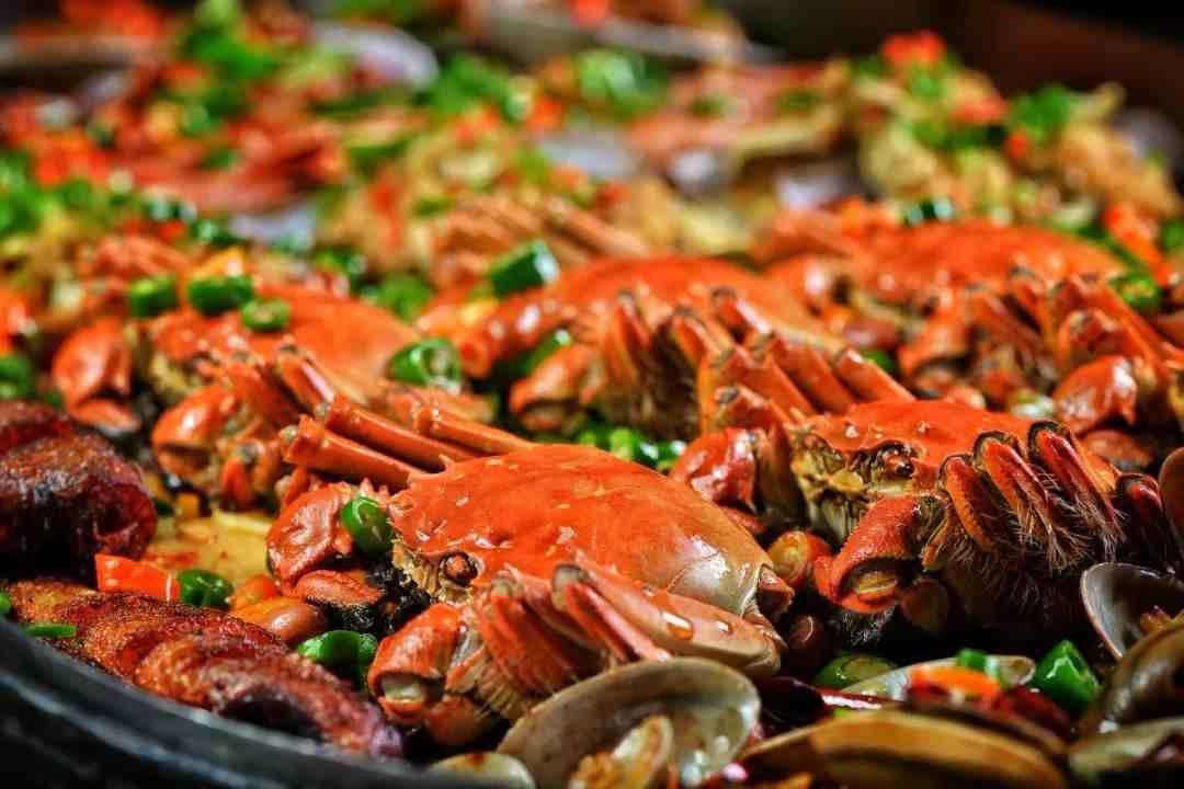 中秋节吃螃蟹公的好还是母的好,中秋节吃螃蟹有什么寓意  第2张