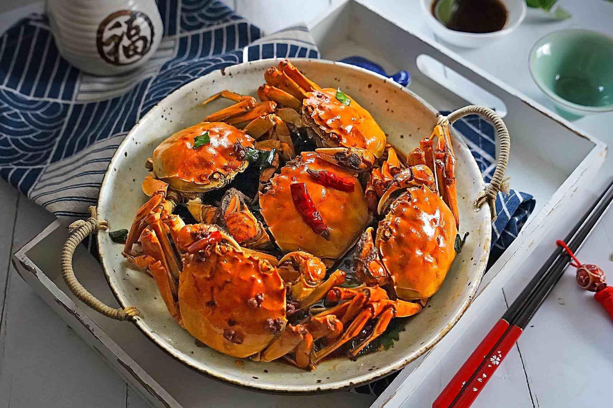 孕妇吃螃蟹肚子痛怎么办,孕妇吃螃蟹会肚子疼吗  第1张