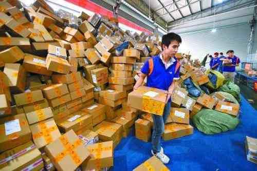 国庆中秋假期快递业务量增长超5成 十一快递为什么这么慢?