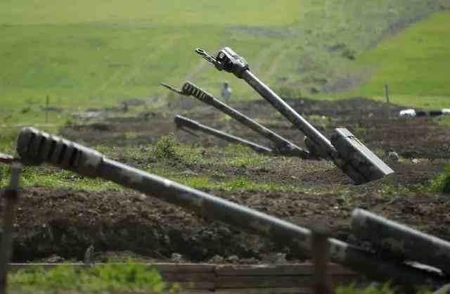 阿塞拜疆与亚美尼亚同意停火