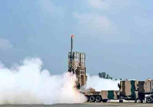 印度无畏巡航导弹试射失败