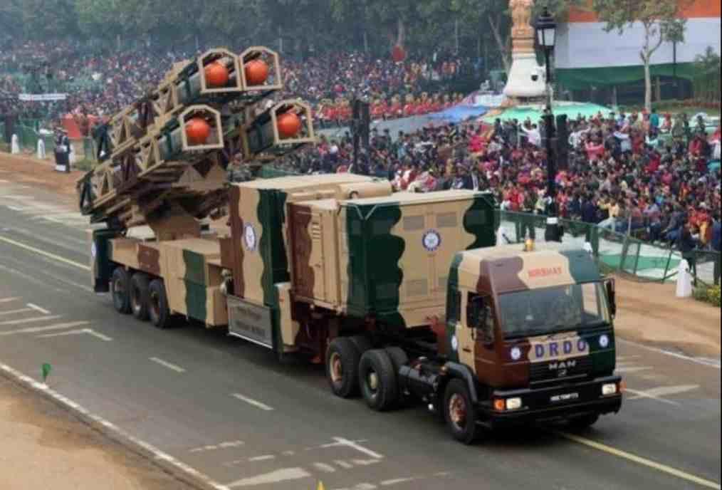 印度巡航导弹发射失败