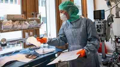 瑞典成北欧第一个确诊超10万国家