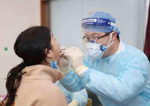 北京排查青岛确诊病例的密接者5人
