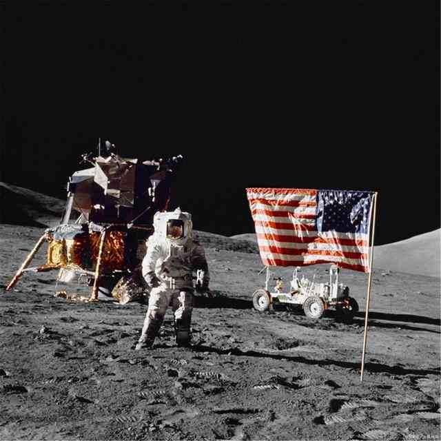 美国国家航空航天局公布登月新计划