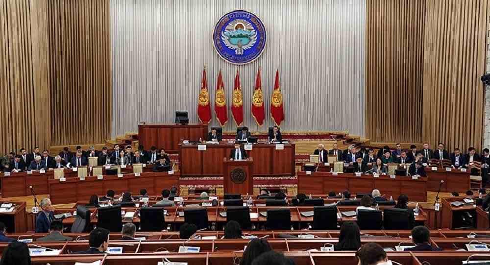 吉尔吉斯斯坦政局突变