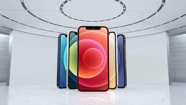 iPhone12系列屏幕维修价格