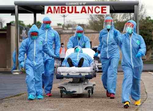 全球新增千万新冠病例仅用32天