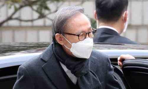 热文:韩国前总统李明博终审宣判获刑17年