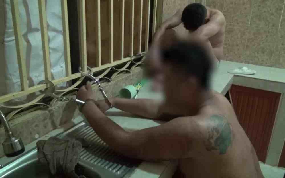 7名中国人被绑架至境外虐待,绑架现场视频触目惊心