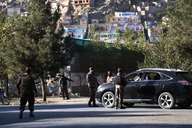 阿富汗大学遭袭击22人死亡