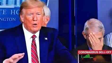 特朗普大选后将解雇福奇