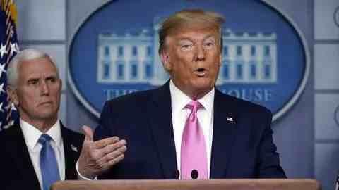 白宫周围将竖围栏是怎么回事?为什么要这样做?